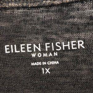 Eileen Fisher Tops - Eileen Fisher Gold Sleeveless Blouse